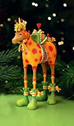 Patience Brewster Krinkles Maisy Horse Christmas Ornament By Patience Brewster