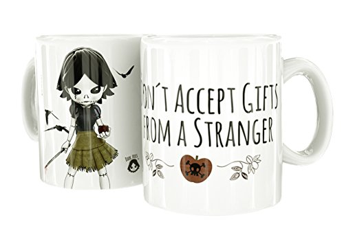 Mug Snow White ( Gothic Schneewittchen Becher) (Snow Gothic White)