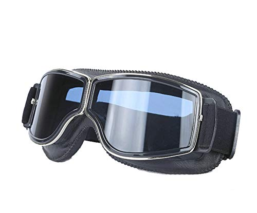 Aeici Sportbrille PC Sportbrille Herren UV Radbrille Polarisiert Schwarzgrau