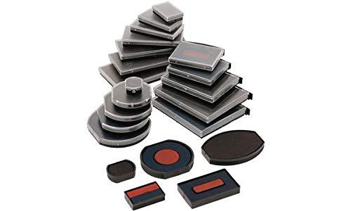 COLOP Ersatzstempelkissen E/PSP 20, schwarz, Doppelpack, Sie erhalten 1 Packung, Packungsinhalt: 2 Stück -