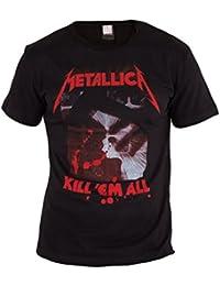 G/én/érique Metallica Shaped Logo Patch noir//blanc