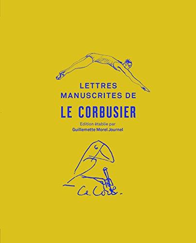 Lettres manuscrites de Le Corbusier