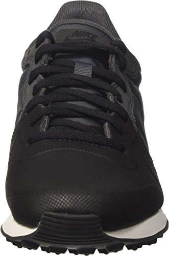 Nike Herren Internationalist Prm Se Sneakers Schwarz (Black/black/anthracite/anthracite/summit White)