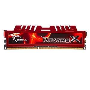 G.Skill 8GBXL Main Memory DDR3 8 GB PC1600 CL9 Ram Kit 2x 4 GB