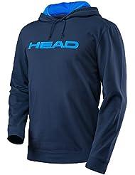 Head Byron - Sudadera con capucha para hombre, hombre, color azul oscuro, tamaño S