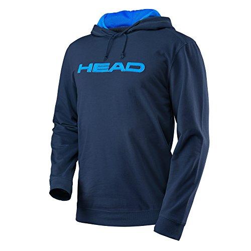 Head Byron - Sudadera con capucha para hombre, hombre, color azul oscu