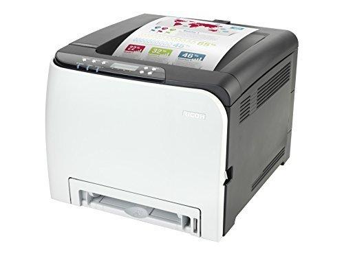 Ricoh SP C250DN Stampante Laser Multifunzione, Formato A4, Connessione