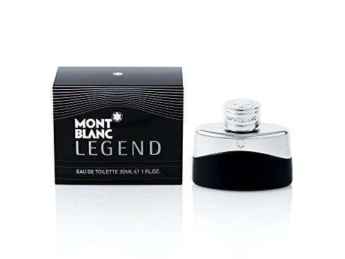 Mont Blanc Legend, Eau de Toilette spray da uomo, 30 ml