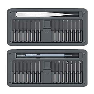 oferta reparación moviles iphone: Mecool El juego de destornilladores de precisión 30 en 1 Kit de herramientas de ...