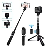 Best Samsung da 4 pollici telefoni Android - SYOSIN Bastone Selfie, 4 in 1 Selfie Stick Review