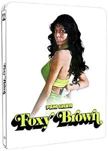 Foxy Brown [SteelBook] [Blu-ray]