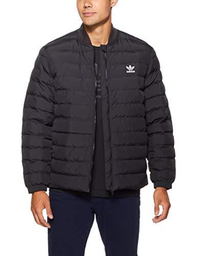 adidas Herren SST Outdoor Jacke, Black,