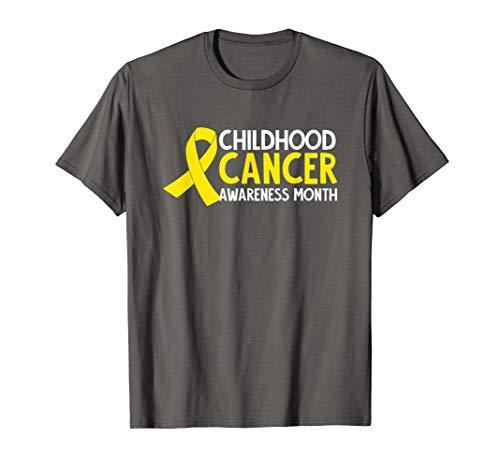 Childhood Cancer Awareness Month -