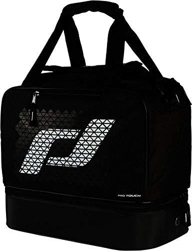 Pro Touch Force Sporttasche, schwarz, 38 x 22 x 32 cm