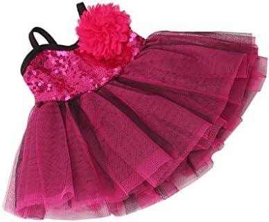 B Baosity VêteHommes t de Poupée Robe et Epingle Fille à Cheveux Costume Habits pour 18 Pouce Fille Epingle Américaine B07D7BXYNM 60a8d6
