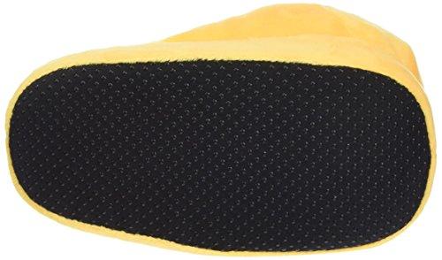 Emoticonworld  SK20-002,  Jungen Sneakers Gelb