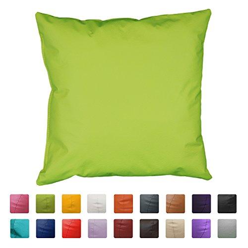 Cojin Polipiel (45x45) (Verde)