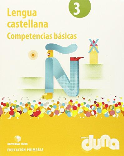 Lengua castellana 3º epo - proyecto duna - competencias básicas