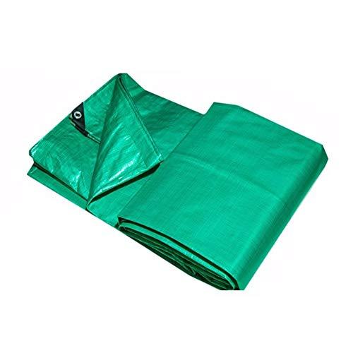 ALGFree Allzweckplane Gewebeplane Plane Abdeckplane Stark Schutzplane Wasserfest Grill Auto Pool Trampolin Zelt Gartenmöbel Polyethylen, 22 Größen (Color : Green, Size : 20x30m)