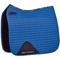 GP cut dimante saddle cloth numnah Royal blue FULL size