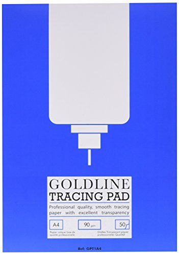 goldline-professional-tracing-pad-90gsm-50-sheets-a4-ref-gpt1a4