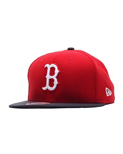 NEW ERA Herren Kappen/Mützen Diamond Era Team Snap Boston Red Sox 80259415 0 S/M Sox Snap