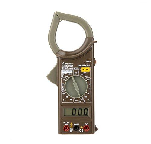 MASTECH M266C Digital Zangenamperemeter Amperemeter Voltmeter Ohmmeter Isolationsmessgerät Temperatur Meter