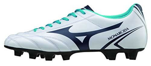 Mizuno Chaussure de Football 2015/2016 Officiel Monarcida MD P1GA152401 Blanc Bleu blanc