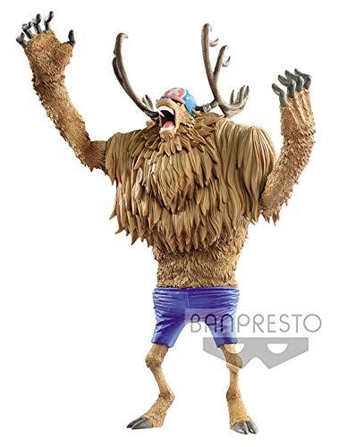 Banpresto Tonytony Choper 20Th Anniversary Design Figura 20 Cm One Piece The King of Artist, BIDOP825080