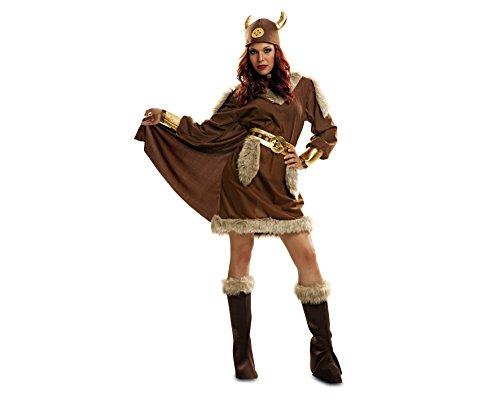 Imagen de my other me  disfraz de vikinga para mujer, s viving costumes 201212
