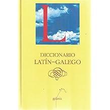 Diccionario latín-galego (Dicionarios)
