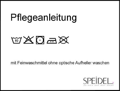 Speidel Trägerbustier, Bio cotton, sport edition 1602 Speidel 2er Packung Weiß