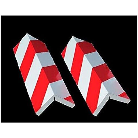 CEXPRESS - Protectores para columnas parking 2 unidades esquinas cohera