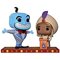 FunKo Disney Aladdin Figure Movie Moments – 409 aladdin' S First Wish Estatua collezionabile New York Toy Fair, 29375