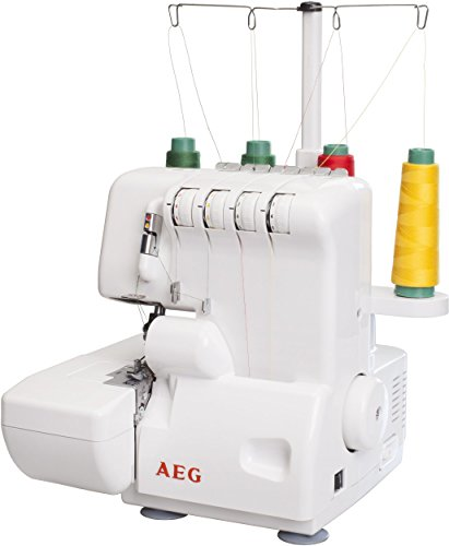 AEG Surjeteuse NM-3500 Blanc