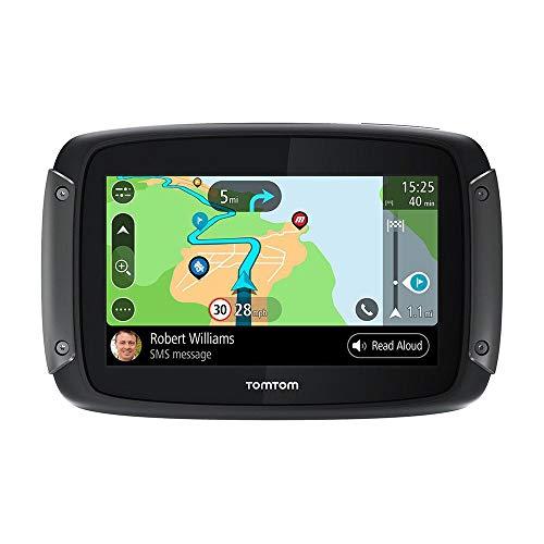 TomTom Motorrad-Navigationsgerät, Motorrad-Navi Rider 550 World Premium Pack, Unisex, Multipurpose, Ganzjährig