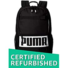 (CERTIFIED REFURBISHED) Puma 24 Ltrs Black Laptop Backpack (7470601)