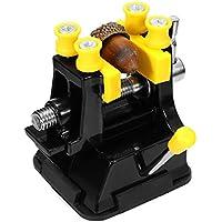 lovinn - Mini abrazadera de sujeción para banco, grabado, taladro para tallar, herramientas de bricolaje