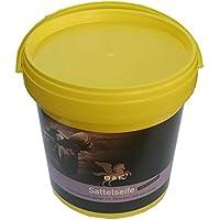 Jabón de silla de montar en caja con esponja, 1000 ml