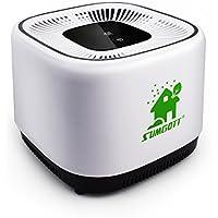Purificateur D'air SUMGOTT Anion avec à Filtre à Charbon 3 Etapes de Filtration, Air Filtre Faible Bruit Économie D'énergie, Peut Filtrer Poussière, de Pollen, de Fumée, D'odeurs