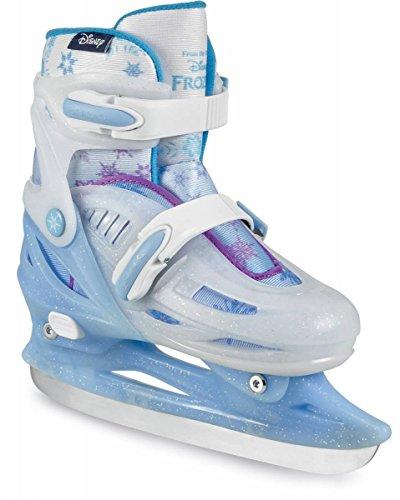 Disney Frozen Schlittschuhe Hardboot Sisters Rule verstellbar Größe 27-30