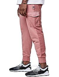 Cayler & Sons Hombres Pantalones / Pantalón deportivo CSBL Twoface Cropped