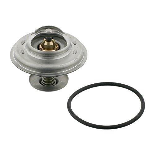 febi bilstein 12191 Thermostat mit O-Ring, Schalttemperatur 92° C, 1 Stück