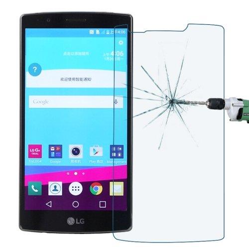 Panzerglas für LG G4 Display Schutz Echt Glas Panzer Folie Tempered Glass 9H Schutzglas Echtglasfolie Displayschutzfolie