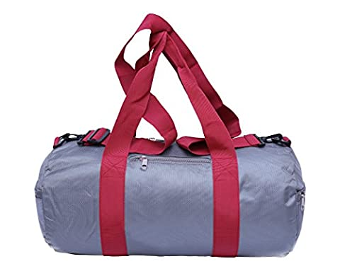 tatsycan imperméable léger Gym Sac de corps/sac fourre-tout de voyage unisexe sac de sport (50x 25x 25cm)