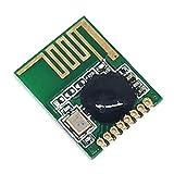 YuLinStyle 16,9 * 13 * 3mm BK2425 Funkmodul 2,4G Modul Digitale Kommunikation Kleinvolumiges SPI-Modul, Funkmodul Elektronikmodul -