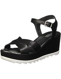 SHOOT Shoes Sh-163068 Damen Sommer Plateau Sandale - Sandalias Mujer