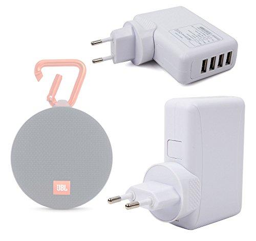 duragadget-cargador-de-viaje-para-altavoces-portatiles-jbl-clip-2-y-jbl-charge-3-con-4-puertos-usb-y