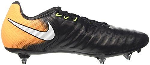 Da Nike Tiempo Legacy Arancio Sg Scarpe bianco laser Calcio Nero Uomo volt Iii Nero wXwqR