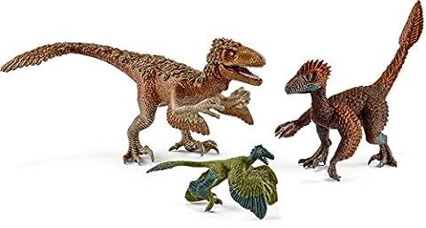 Schleich - 42347 - Raptors à Plumes